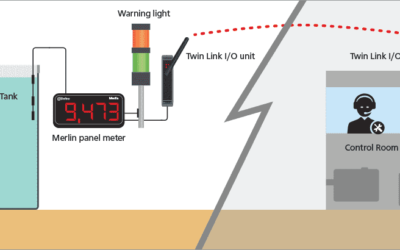 Water Tank Level Monitoring System