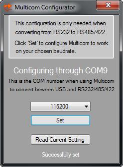 Multicom Configurator