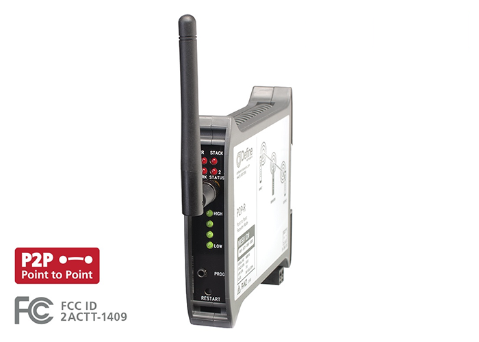 Point-to-Point Wireless Repeater Unit