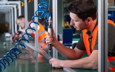 Multiple benefits of monitoring your compressed air system